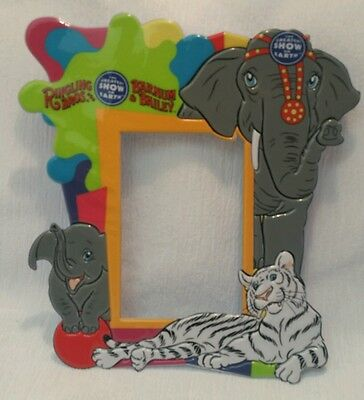 Ringling Bros. and Barnum & Bailey The Greatest Show on Earth Photo Magnet