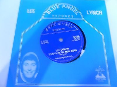"""Lee Lynch """"paddy's On The Move Again""""  On The Blue Angel Label 1985  Ex ++"""