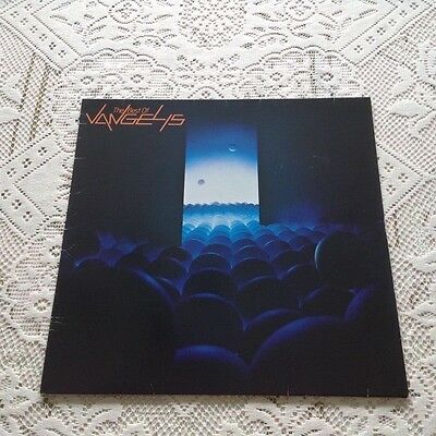 Vangelis - 1978 - Lp - The Best Of Vangelis - Electronic/experimental