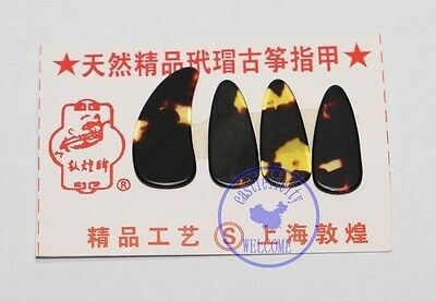 New DunHuang Zither Guzheng Nails Picks