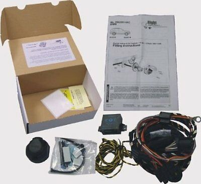 Witter Towbars Witter-ZEKCL0012/13 13 Pin Specific Towbar Wiring Mitsubishi