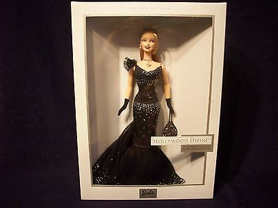 MINT BARBIE: Hollywood Divine 2003 Limited Edition OBCC Blonde C6056