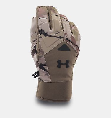 Mens Under Armour 2.0 Primer Gloves size Large Ridge Reaper Brand new with tags