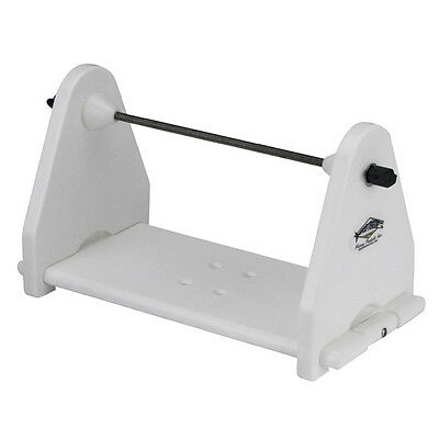Fishing rod holder line spooler by deep blue fit ball joint bases