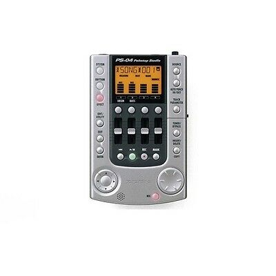ZOOM PS-04 Palmtop Portable Studio Multi-Track Recorder