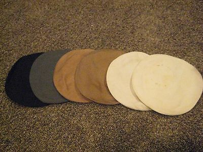 Vintage US Navy Dress Hat Covers lot of 6