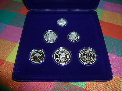 1999 Ram Masterpieces In Silver - Coins Of The 20Th Century - 'memories'