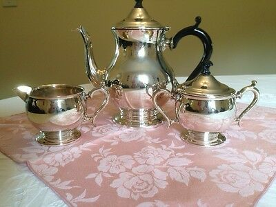 Silver Plated Coffee Service