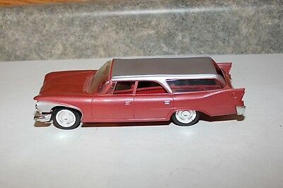 1960 Plymouth Station Wagon Promotional Car