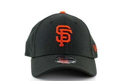 San Francisco Giants New Era MLB Team 39THIRTY Hat Navy Genuine Merchandise Cap