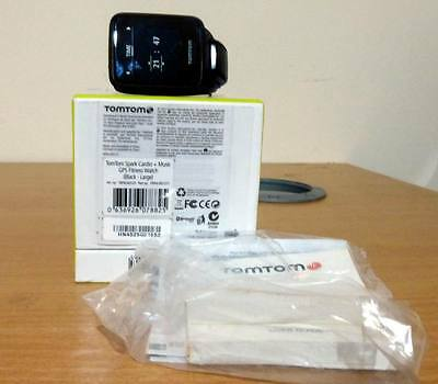 TomTom Spark Cardio + Music GPS Multi-Sport Fitness Watch - Main Unit Only
