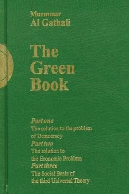 Gaddafi's the Green Book by Muammar Al-Gaddafi 9781541241312 (Paperback, 2016)
