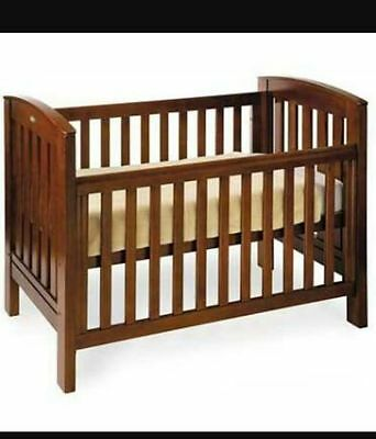 Cot, Change table and Bassinet