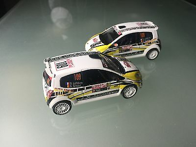 NEW DECAL 1 43 RENAULT TWINGO RS N°109 S LEFEBVRE  WRC monte carlo 2011