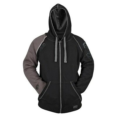 Speed & Strength United by Speed Armored Zip-Up Motorcycle Hoody Choose a Color