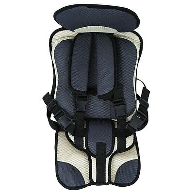 Safety Baby Child Car Seat Toddler Convertible Booster Portable Chair in the Car