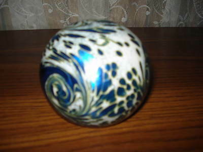 Vintage Orient And Flume Limited Edition Ocean Paperweight