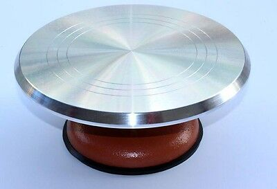 Heavy Duty Cake Decorating turntable metal Decorating Baking cooking kitchen