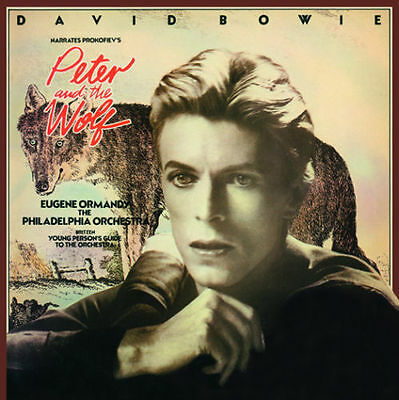 DAVID BOWIE ~ PETER & THE WOLF ~ 180gsm VINYL LP ~ *NEW AND SEALED*