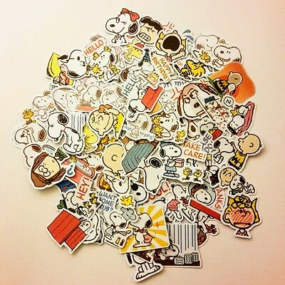 Snoopy stickers (Buy 2 get 1 FREE)
