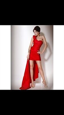 Jovani Couture Gala Dress Hot Dress Size 6 Pettit Prom