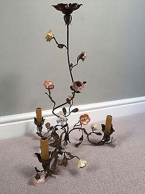 Vintage Antique French Chandelier