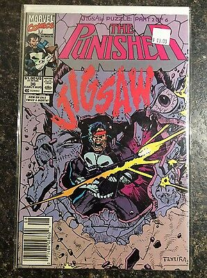 The Punisher #36 (Aug 1990, Marvel)