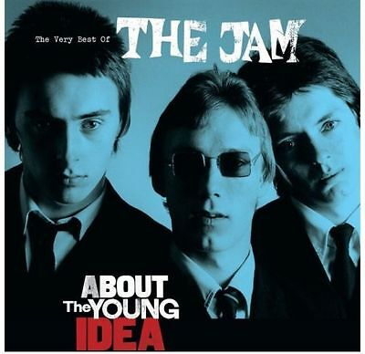 THE JAM ~ ABOUT THE YOUNG IDEA: THE VERY BEST OF ~ 3 x 180gsm VINYL LP ~ *NEW*