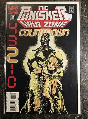The Punisher: War Zone #41 (Jul 1995, Marvel)