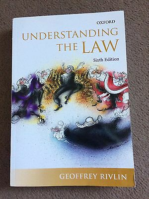 Understanding the Law by Geoffrey Rivlin.  Sixth edition