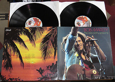 Bob Marley - The Lee Perry Sessions - double vinyl LP