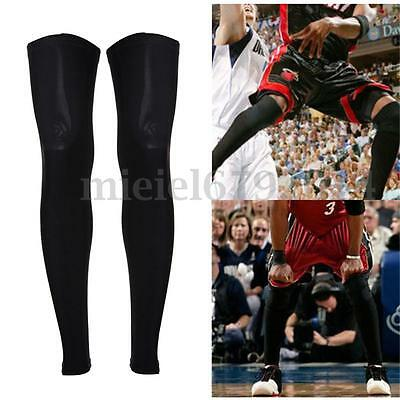1 Pair Thermal Running Cycle/Cycling/Bike Sports Compression Leg Warmers Cover