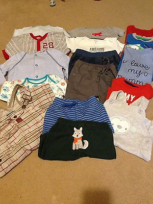 baby boy clothes 3-6 months, Spring, Summer. Next, Mothercare And Others.