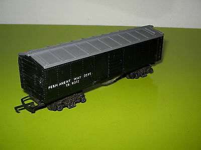 "Vintage ""Tri-Ang/triang"" Railway R.114 Permanent Way Oo Gauge Track Cleaning Car"