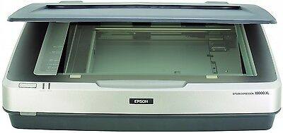 Epson Expression 10000xl High Resolution Colour A3 Graphics USB Scanner
