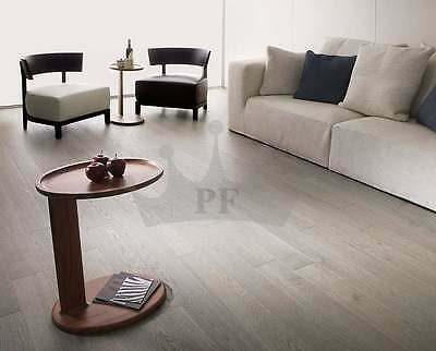 Engineered Oak Flooring Brushed and Lacquered 150mm x 18/4m Wood Floor Hardwood