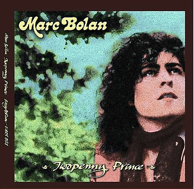 Marc Bolan / T.rex : 'two Penny Prince' (New & Sealed Double Cd) Colour Booklet