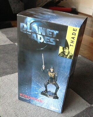 A Thade statuette from the 2001 version of Planet of the Apes by Neca