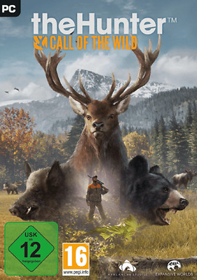 theHunter: Call of the Wild Steam Key PC Download Code - Lieferung per Email