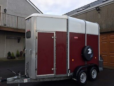 ifor williams HB505R horse trailer 2004(NOW REDUCED)
