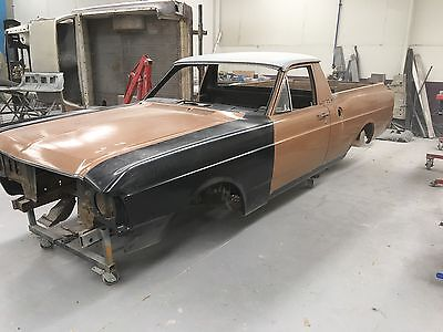 Ford Falcon XW Ute Matching Numbers 302 V8 Not Xy.