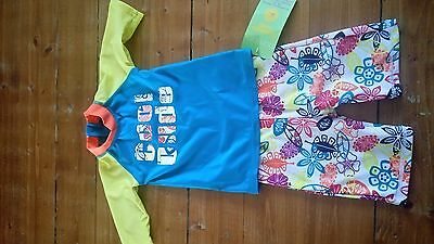 BNWT baby boy sunsafe /swimsuit size 18-24 months, next day post