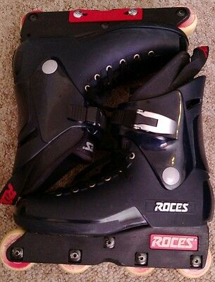 Roces Majestic 13 Twelve inline skates UK 8 (fit for 7)
