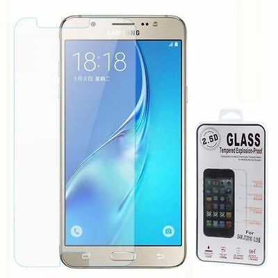 100% Real Tempered Glass Screen Protector For New Samsung Galaxy J5 2016 SM-J510
