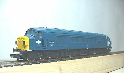 Mainline class 45 Diesel locomotive  With two tone horn sound OO gauge