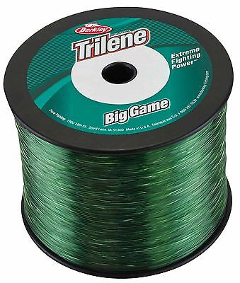 Berkley Big Game Bulk Green Clear 10lb – 30lb 1760yd – 6000yd Fishing Line