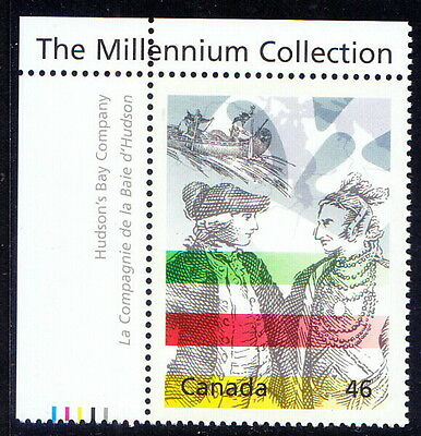 Millennium, Invention, Hudson's Bay, Oldest Fur trading Company, Canada  MNH,