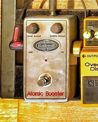 Rothwell Atomic Booster