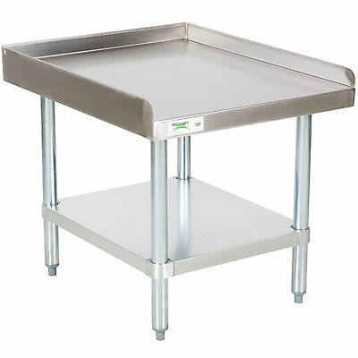 "NEW Regency 30"" x 24"" Stainless Steel Work Prep Table Commercial Equipment Stand"