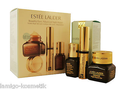 ESTEE LAUDER Advanced Night Repair Eye 15ml. Advanced Night Repair 7ml. Mascara